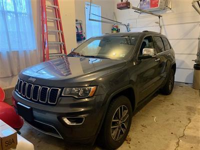 2018 Jeep Grand Cherokee lease in Boonton,NJ - Swapalease.com