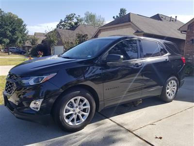 2019 Chevrolet Equinox lease in Magnolia,TX - Swapalease.com