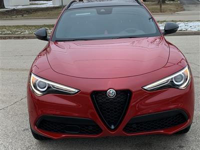 2019 Alfa Romeo Stelvio lease in Pewaukee,WI - Swapalease.com