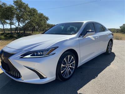 2019 Lexus ES 300h lease in Dripping Springs,TX - Swapalease.com