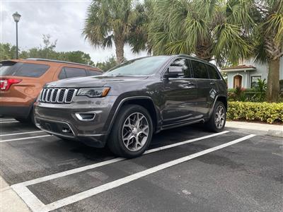 2018 Jeep Grand Cherokee lease in Delray Beach,FL - Swapalease.com