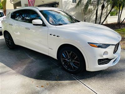 2018 Maserati Levante lease in Tampa,FL - Swapalease.com