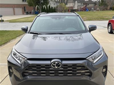 2021 Toyota RAV4 lease in Palos Heights,IL - Swapalease.com
