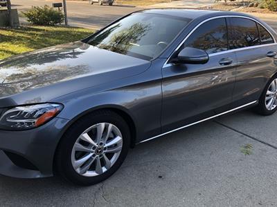2019 Mercedes-Benz C-Class lease in Sacramento,CA - Swapalease.com