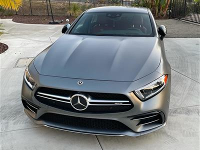 2020 Mercedes-Benz CLS Coupe lease in Valley Center ,CA - Swapalease.com
