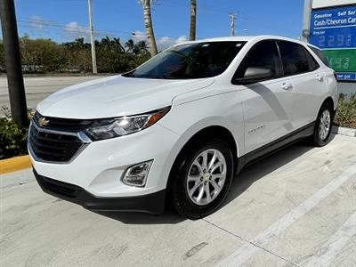 2019 Chevrolet Equinox lease in Jupiter,FL - Swapalease.com