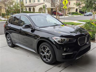 2019 BMW X1 lease in Chino,CA - Swapalease.com