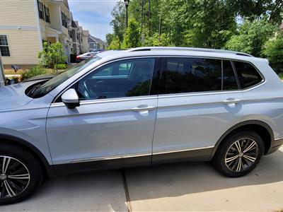 2018 Volkswagen Tiguan lease in Yorktown,VA - Swapalease.com