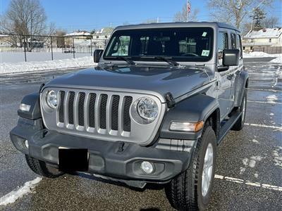 2018 Jeep Wrangler Unlimited lease in Little Ferry,NJ - Swapalease.com