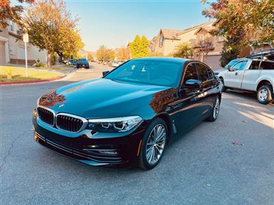 2018 BMW 5 Series lease in Buena Park,CA - Swapalease.com