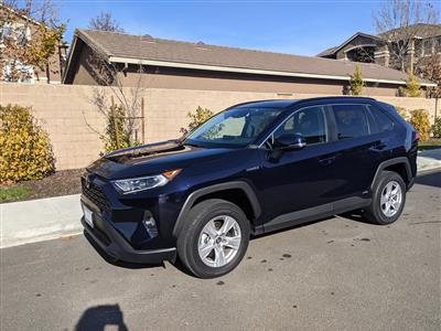 2019 Toyota RAV4 lease in SACRAMENTO,CA - Swapalease.com