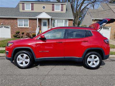 2019 Jeep Compass lease in North Arlington,NJ - Swapalease.com