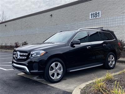 2018 Mercedes-Benz GLS-Class lease in Loveland,OH - Swapalease.com