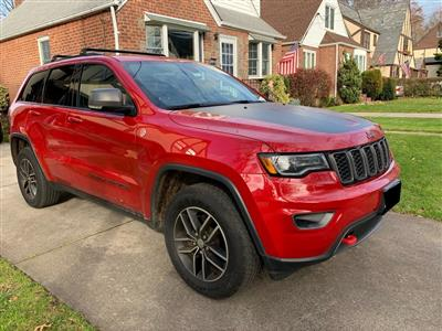 2018 Jeep Grand Cherokee lease in Floral Park,,NY - Swapalease.com