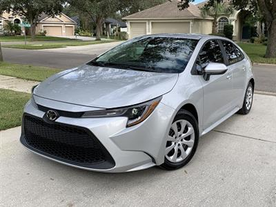 2020 Toyota Corolla lease in Riverview,FL - Swapalease.com