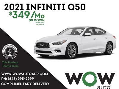 2021 Infiniti Q50 lease in NJ,NJ - Swapalease.com