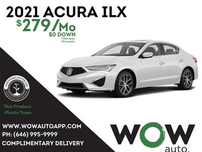 2021 Acura ILX lease in NJ,NJ - Swapalease.com