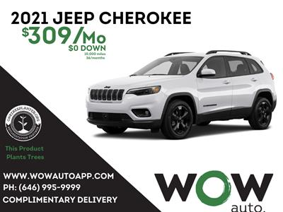 2021 Jeep Cherokee lease in NJ,NJ - Swapalease.com