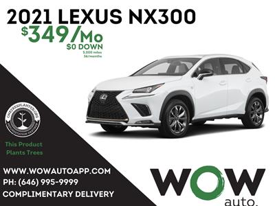 2021 Lexus NX 300 lease in NJ,NJ - Swapalease.com