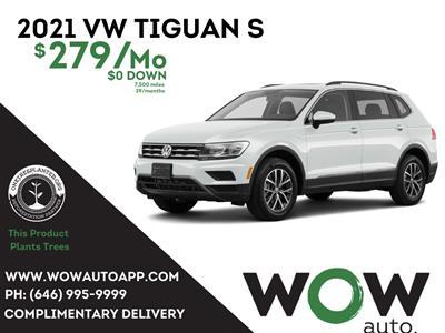 2021 Volkswagen Tiguan lease in NJ,NJ - Swapalease.com