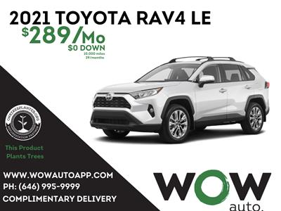 2021 Toyota RAV4 lease in NJ,NJ - Swapalease.com