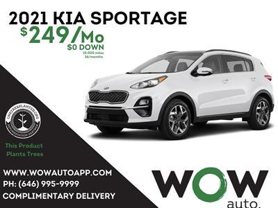 2021 Kia Sportage lease in NJ,NJ - Swapalease.com