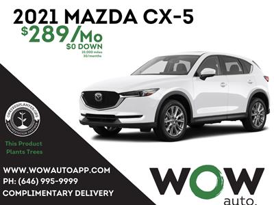 2020 Mazda CX-5 lease in NJ,NJ - Swapalease.com