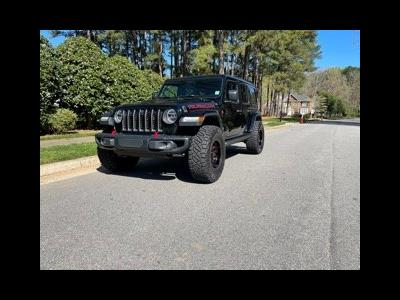 2021 Jeep Wrangler Unlimited lease in Cary,NC - Swapalease.com