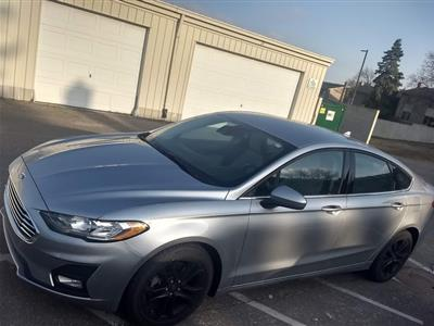 2020 Ford Fusion lease in Troy,MI - Swapalease.com