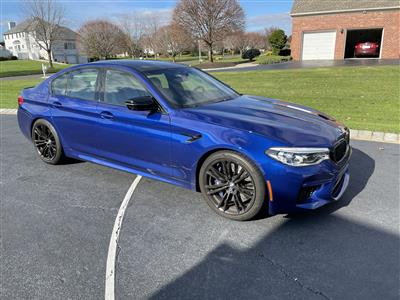 2019 BMW M5 lease in morganville,NJ - Swapalease.com