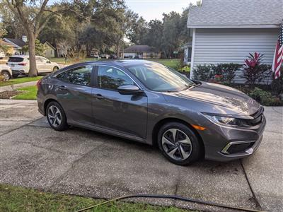 2019 Honda Civic lease in Orlando,FL - Swapalease.com