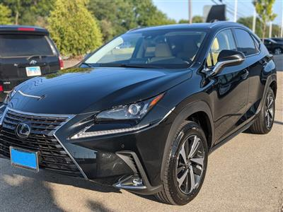 2020 Lexus NX 300h lease in Lockport,IL - Swapalease.com