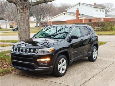2019 Jeep Compass lease in Sterling Heights,MI - Swapalease.com