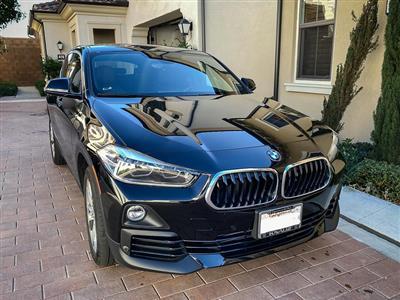 2019 BMW X2 lease in Irvine,CA - Swapalease.com