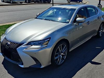 2020 Lexus ES 350 F Sport lease in Ashburn,VA - Swapalease.com