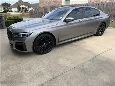 2020 BMW 7 Series lease in Baton Rouge,LA - Swapalease.com