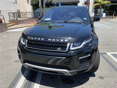 2018 Land Rover Range Rover Evoque lease in Los Angeles,CA - Swapalease.com