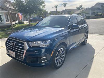 2018 Audi Q7 lease in Huntington Beach,CA - Swapalease.com