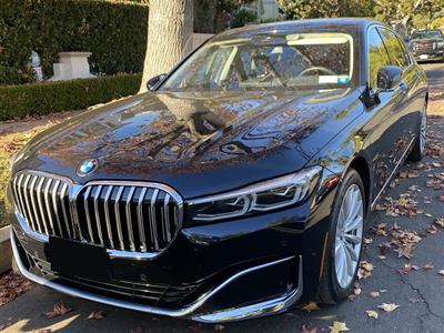 2020 BMW 7 Series lease in Pacific Palisades,CA - Swapalease.com