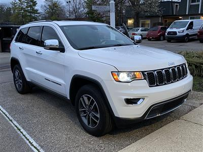 2019 Jeep Grand Cherokee lease in Fairfiled ,OH - Swapalease.com