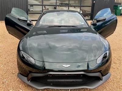 2020 Aston Martin Vantage lease in Austin,TX - Swapalease.com