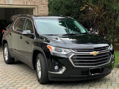 2019 Chevrolet Traverse lease in Tenafly,NJ - Swapalease.com