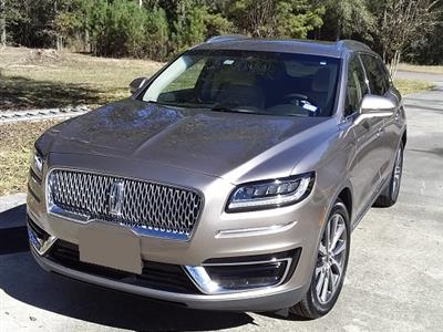 2019 Lincoln Nautilus lease in ROMAN FOREST,TX - Swapalease.com