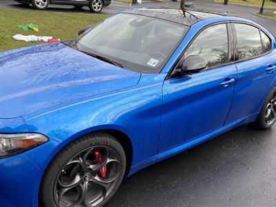 2019 Alfa Romeo Giulia lease in Princeton,NJ - Swapalease.com