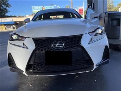 2019 Lexus IS 300 F Sport lease in Los Angeles,CA - Swapalease.com