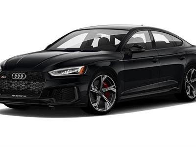 2019 Audi RS 5 Sportback lease in Bedford,NY - Swapalease.com