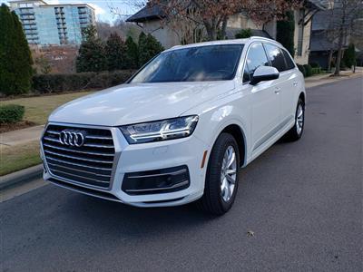 2019 Audi Q7 lease in Birmingham,AL - Swapalease.com