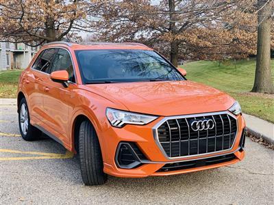 2019 Audi Q3 lease in Grand Rapids,MI - Swapalease.com