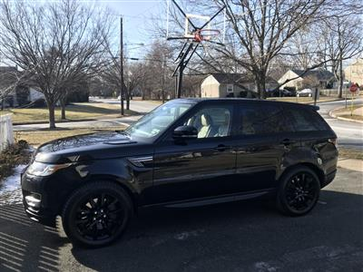 2015 Land Rover Range Rover Sport lease in Glen Rock,NJ - Swapalease.com