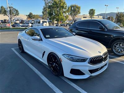 2019 BMW 8 Series lease in Winnetka,CA - Swapalease.com